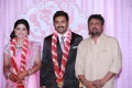 Dharani at Prasanna Sneha Wedding Reception Photos