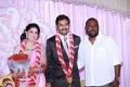 Pasupathy at Prasanna Sneha Wedding Reception Photos