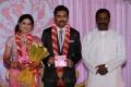 Vairamuthu at Prasanna Sneha Wedding Reception Photos
