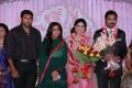 Jayam Ravi with wife AarthiPrasanna Sneha Wedding Reception Photos