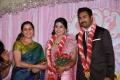 Devayani at Prasanna Sneha Wedding Reception Photos