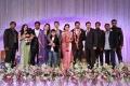 Actor Prasanna and Actress Sneha Wedding Reception Photos