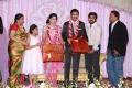 Vaibhav Reddy, Venkat Prabhu at Prasanna Sneha Wedding Reception Photos