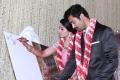 Actress Sneha Wedding Reception Photos