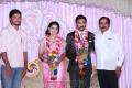 Thiyagu at Prasanna Sneha Wedding Reception Photos
