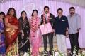 SV Sekar family at Prasanna Sneha Wedding Reception Photos
