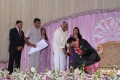 RM Veerappan at Prasanna Sneha Wedding Reception Photos