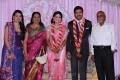 Stars at Sneha Prasanna New Reception Stills