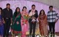 Jayam Ravi, Aarthi, M.Raja at Sneha Wedding Reception Stills