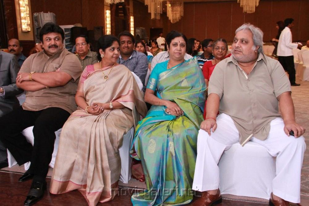 Prabhu Ganesan, Punitha Prabhu, Ramkumar