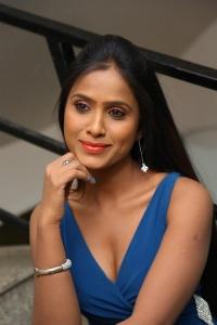 Actress Prasanthi Hot Photos @ Lion Success Meet