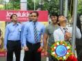 67th Independence Day celebration @ Prashanth Gold Tower Photos