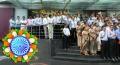 Independence Day celebration @ Prashanth Real Gold Tower