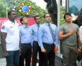 Prashanth Real Gold Tower Independence Day celebration Photos