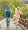 Sai Dharam Tej, Sathyaraj in Prathi Roju Pandage Movie Images HD