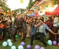 Sathyaraj, Sai Dharam Tej in Prathi Roju Pandage Movie Images HD
