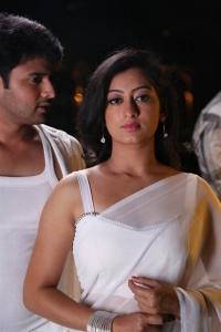 Manish Babu, Tejaswini in Prathikshanam Movie Stills