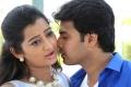 Tejaswini, Manish Babu in Prathikshanam Movie Stills