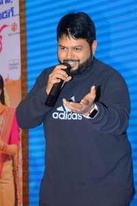 Thaman @ Pratiroju Pandage Success Meet Stills