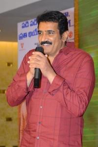 Rao Ramesh @ Pratiroju Pandage Success Meet Stills
