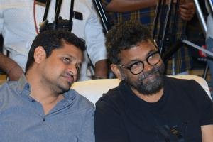 Bunny Vasu, Sukumar @ Pratiroju Pandage Success Meet Stills