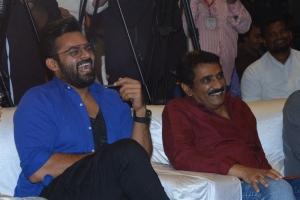 Sai Dharam Tej, Rao Ramesh @ Pratiroju Pandage Success Meet Stills