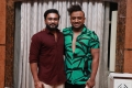 Prabhakaran PC, Karun Raman @ Prawlion Fashion Week Press Meet Stills
