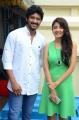 Dilip, Poonam Kaur @ Prayanam Movie Opening Stills