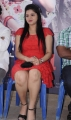 Actress Preethi Das Hot in Red Dress Pictures