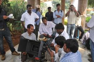 Prema Geema Jantha Nai Movie Working Stills