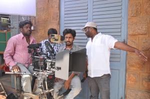 Prema Geema Jantha Nai Movie Working Photos