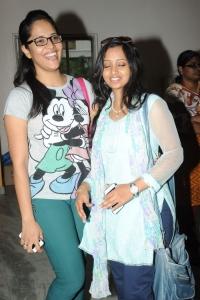 Anasuya, Malavika @ Prema Geema Jantha Nai Success Meet Stills