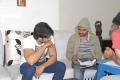 Naga Sudhir Babu, Dasari Maruthi at Prema Katha Chitram Movie Working Stills