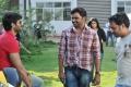 Director Dasari Maruthi at Prema Katha Chitram Movie Working Stills