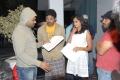 Maruthi, Nandita at Prema Katha Chitram Movie Working Stills
