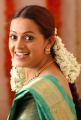Bhavana in Silk Saree Stills