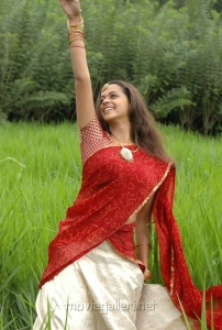 Bhavana Half Saree Photos in Prema Nilayam
