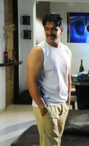 Actor Arjun in Premalo Mugguru Movie Stills