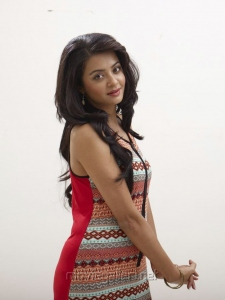 Actress Surveen Chawla in Premalo Mugguru Telugu Movie Stills