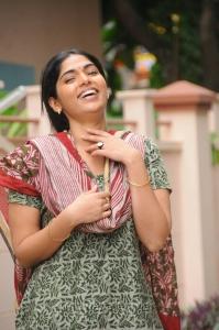 Actress Muktha Bhanu in Premalo Mugguru Movie Stills