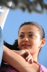 Actress Surveen Chawla in Premalo Mugguru Movie Stills