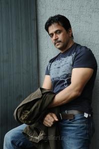Actor Arjun in Premalo Mugguru Telugu Movie Stills