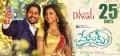 Naga Chaitanya, Madonna Sebastian in Premam Movie 25 Days Diwali Wishes Posters