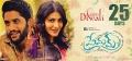 Naga Chaitanya, Shruti Hassan in Premam Movie 25 Days Diwali Wishes Posters