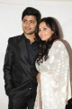 Aarushi, Manas at Premantene Chitram Movie Audio Launch Stills