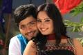 Manas, Aarushi in Premantene Chitram Movie Stills
