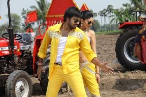 Maanas & Sanam Shetty in Premikudu Movie Stills