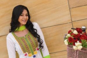 Actress Sanam Shetty in Premikudu Movie Stills