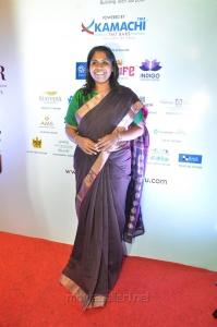 Dr. Mariazeena Johnson - Pro-Chancellor, Satyabhama University @ Pride of Tamil Nadu Awards 2017 Stills
