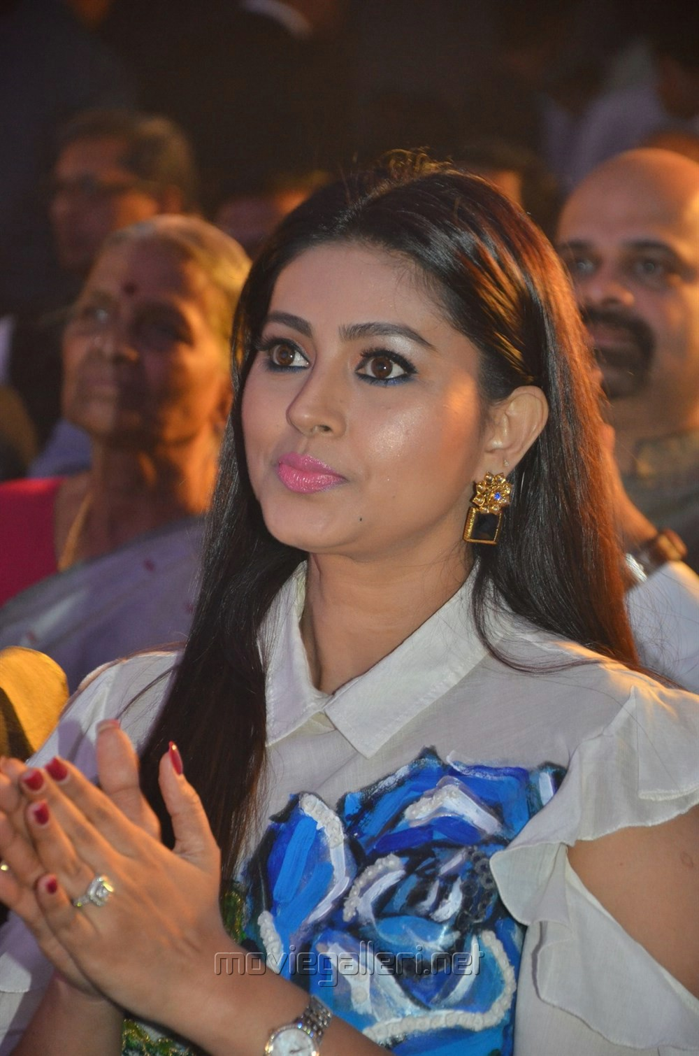 Actress Sneha @ Pride of Tamil Nadu Awards 2017 Stills